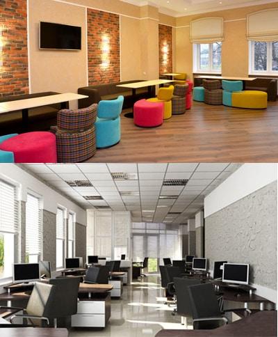 La diferencia entre techos registrables y de pladur cu l - Techos registrables pladur ...